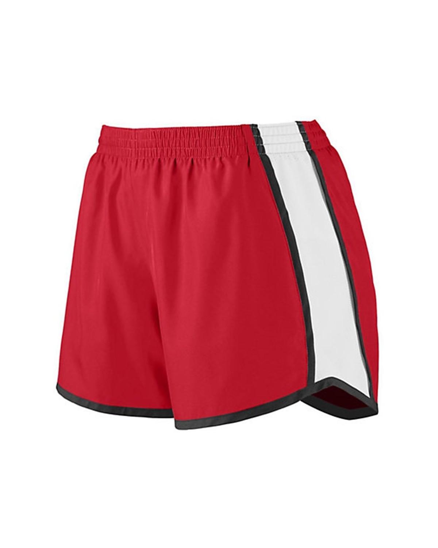 1266 Augusta Sportswear Red/ White/ Black