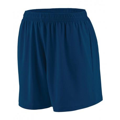 1292 Augusta Sportswear 1292 Women's Inferno Shorts NAVY