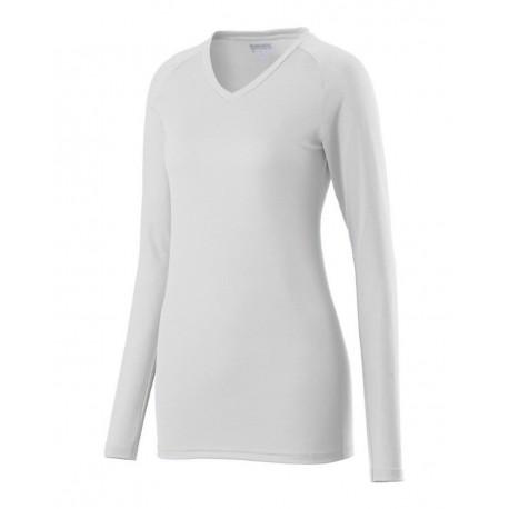 1330 Augusta Sportswear 1330 Women's Assist Jersey WHITE