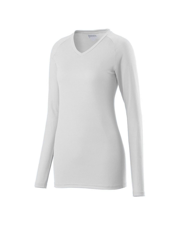 1331 Augusta Sportswear WHITE