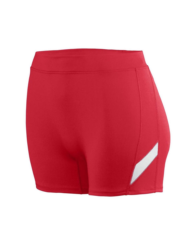 1335 Augusta Sportswear RED/ WHITE