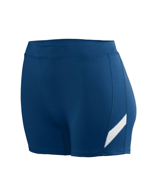1336 Augusta Sportswear NAVY/ WHITE