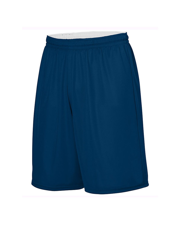 1406 Augusta Sportswear NAVY/ WHITE