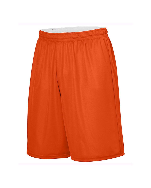 1406 Augusta Sportswear ORANGE/ WHITE