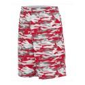 1406 Augusta Sportswear Red Mod/ White