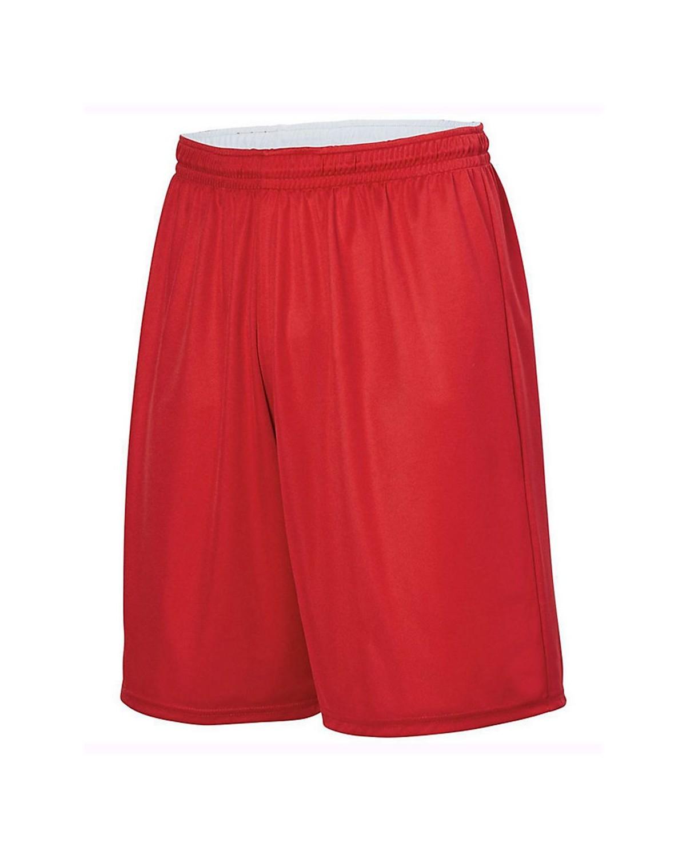 1407 Augusta Sportswear RED/ WHITE