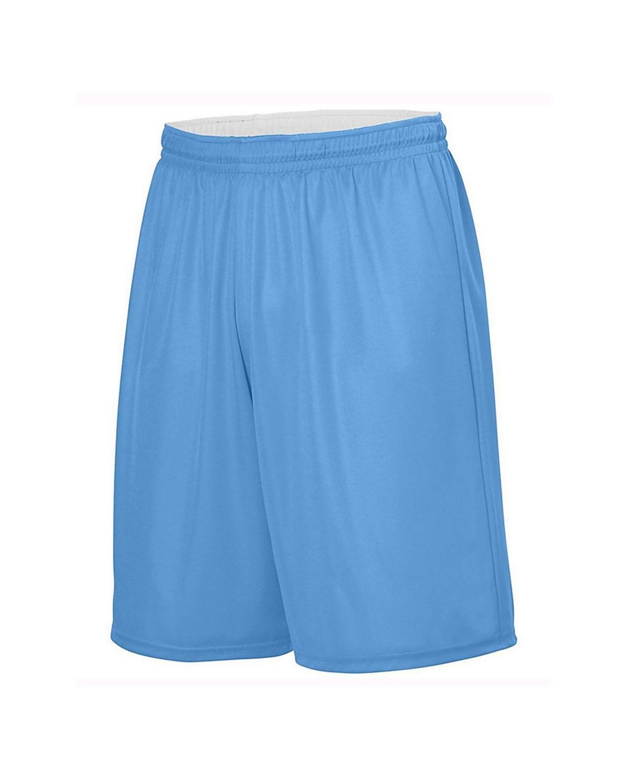1407 Augusta Sportswear Columbia Blue/ White
