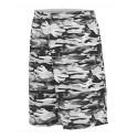 1407 Augusta Sportswear Black Mod/ White