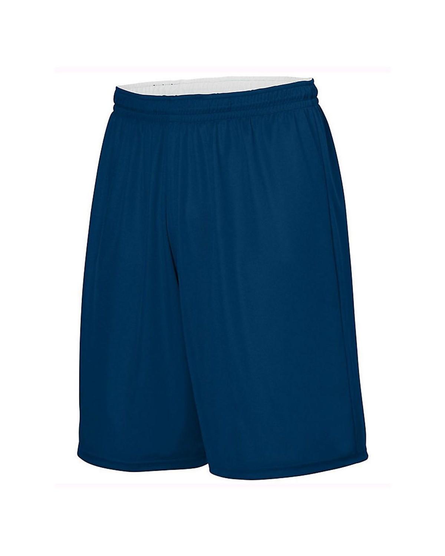 1407 Augusta Sportswear NAVY/ WHITE