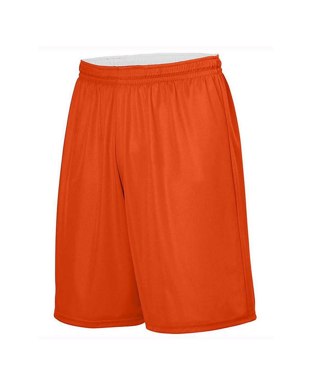 1407 Augusta Sportswear ORANGE/ WHITE