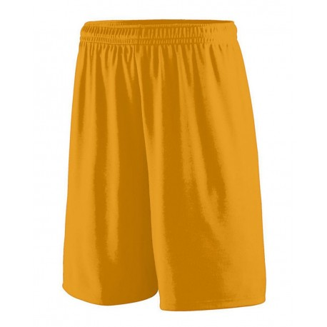 1420 Augusta Sportswear 1420 Training Shorts GOLD