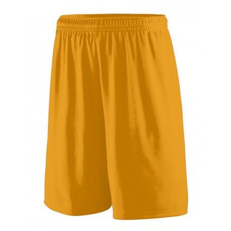1421 Augusta Sportswear 1421 Youth Training Shorts GOLD