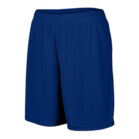 1423 Augusta Sportswear 1423 Women's Octane Shorts NAVY