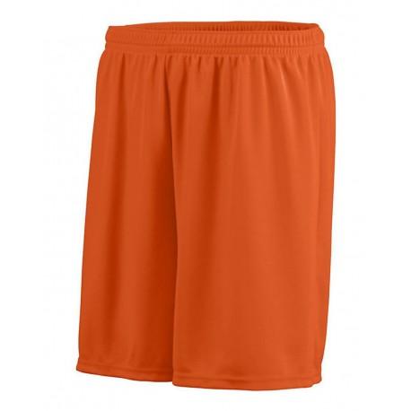 1425 Augusta Sportswear 1425 Octane Shorts ORANGE