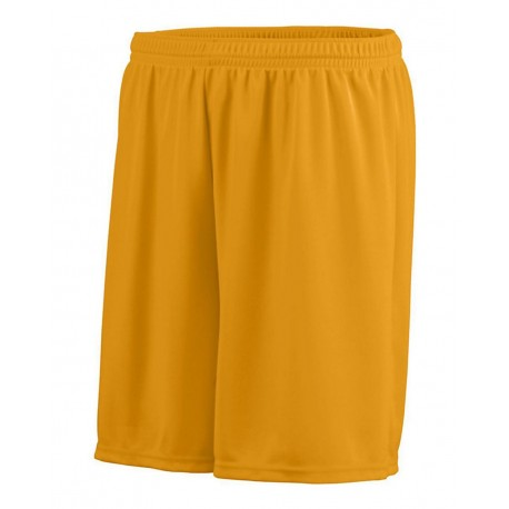 1426 Augusta Sportswear 1426 Youth Octane Shorts GOLD