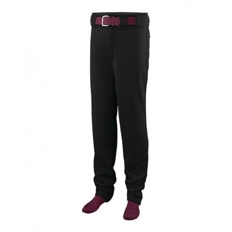 1441 Augusta Sportswear 1441 Youth Series Baseball/Softball Pants BLACK