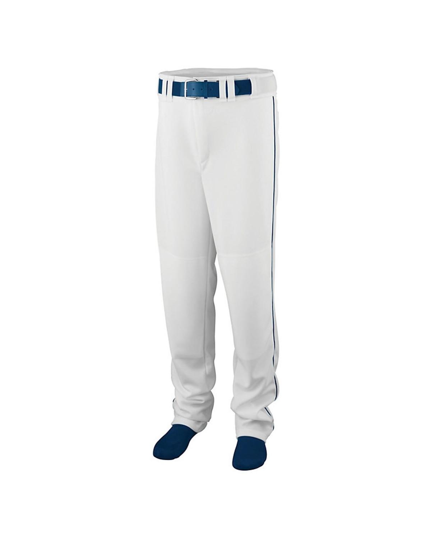 1445 Augusta Sportswear WHITE/ NAVY