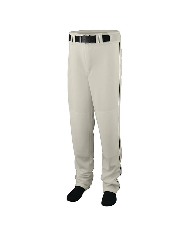 1445 Augusta Sportswear Silver Grey/ Black