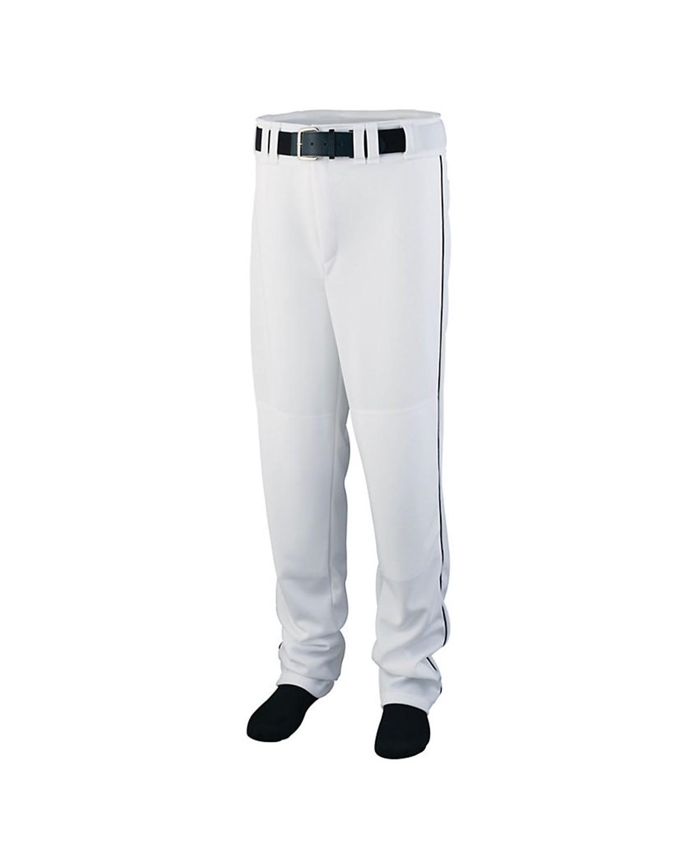 1445 Augusta Sportswear WHITE/ BLACK