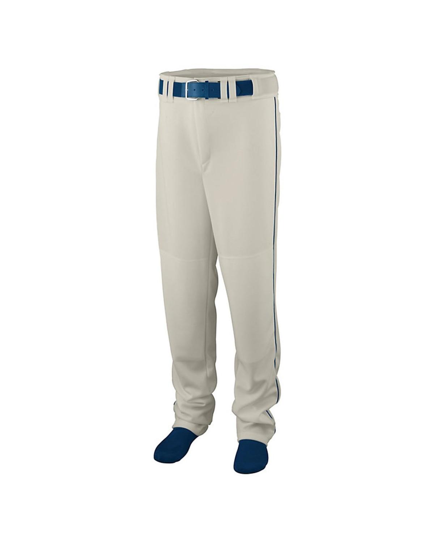 1445 Augusta Sportswear Silver Grey/ Navy