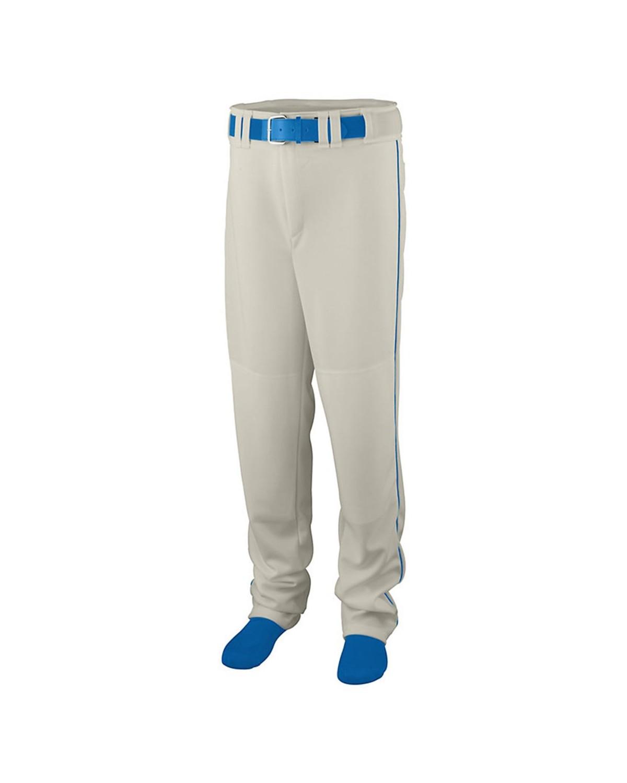 1445 Augusta Sportswear Silver Grey/ Royal