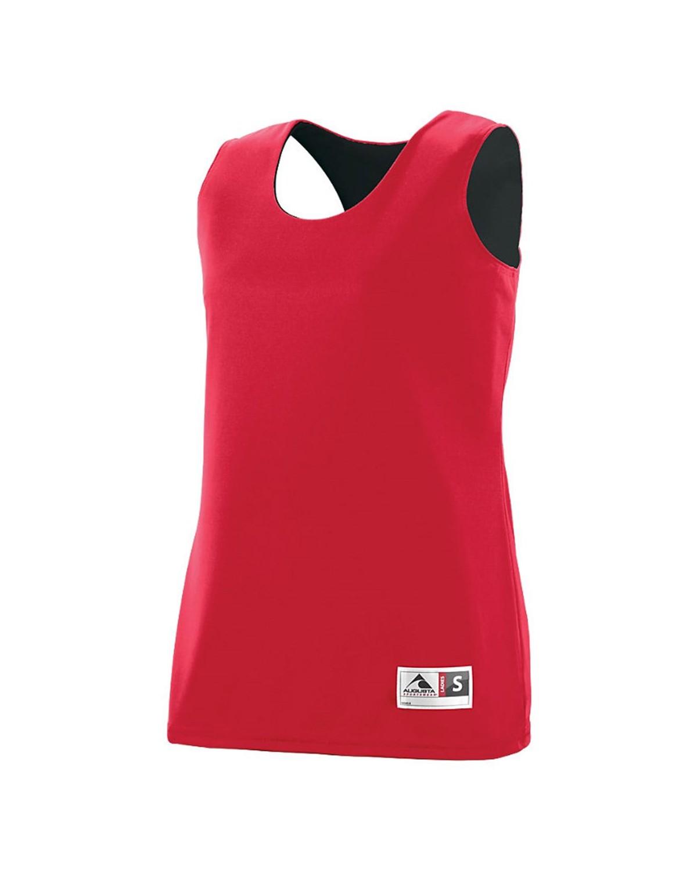 147 Augusta Sportswear RED/ BLACK