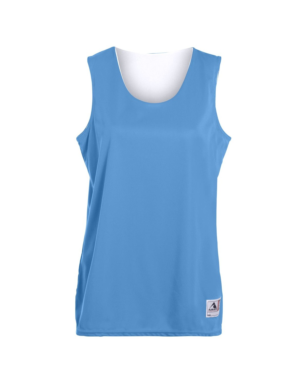 147 Augusta Sportswear Columbia Blue/ White