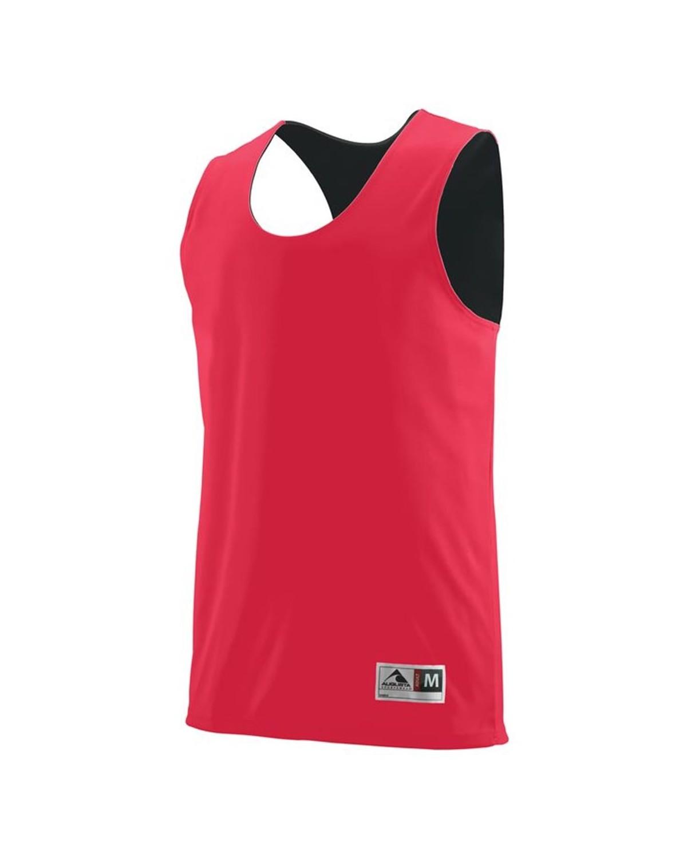 148 Augusta Sportswear RED/ BLACK