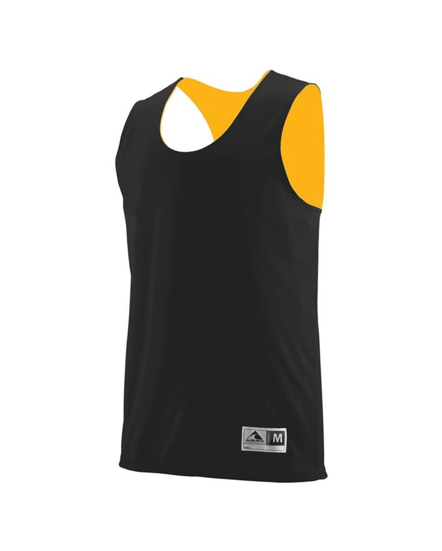 148 Augusta Sportswear BLACK/ GOLD