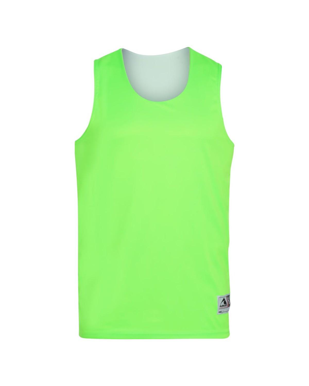 148 Augusta Sportswear LIME/ WHITE