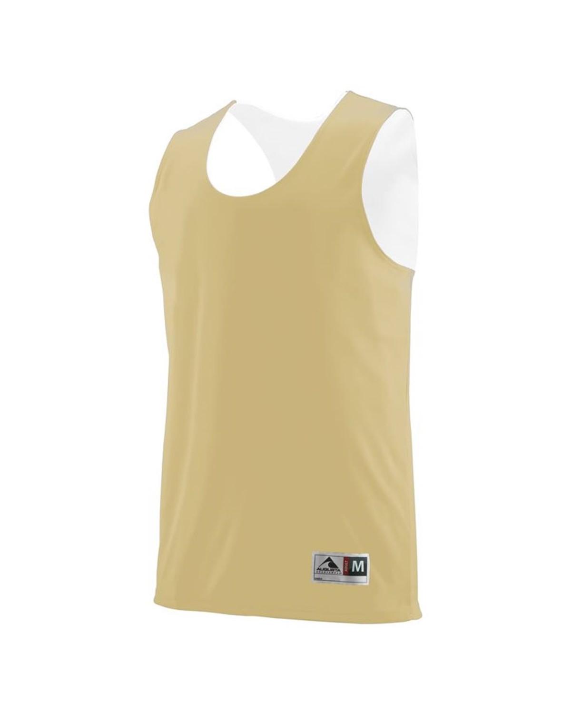 148 Augusta Sportswear Vegas Gold/ White