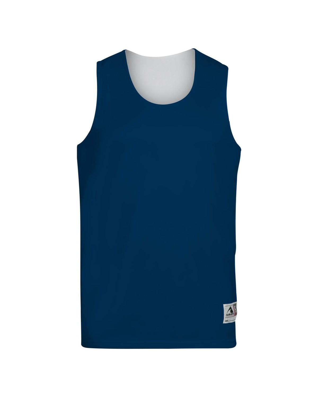 148 Augusta Sportswear NAVY/ WHITE
