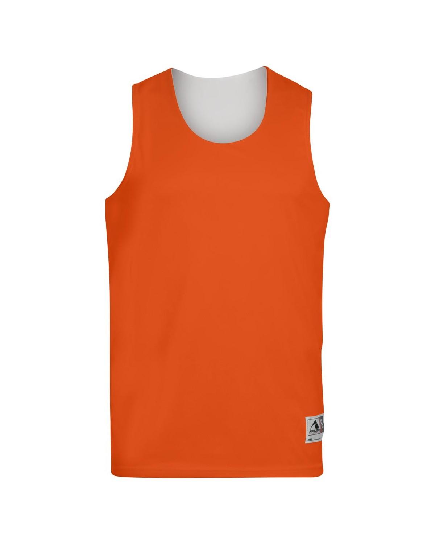 148 Augusta Sportswear ORANGE/ WHITE