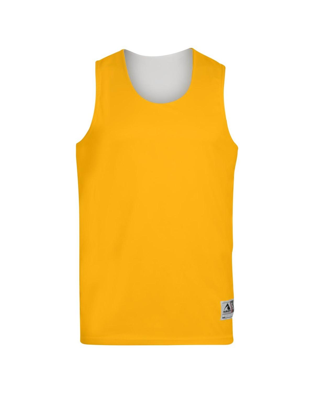 149 Augusta Sportswear GOLD/ WHITE
