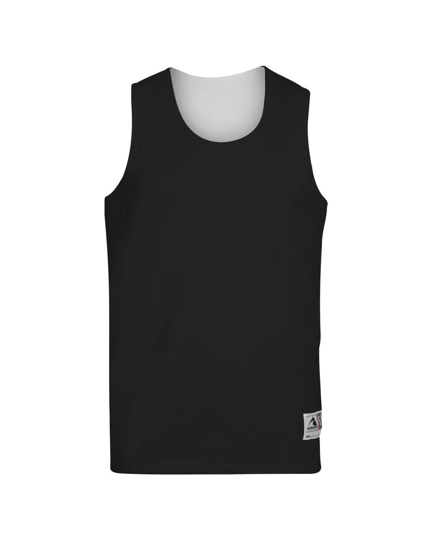 149 Augusta Sportswear BLACK/ WHITE