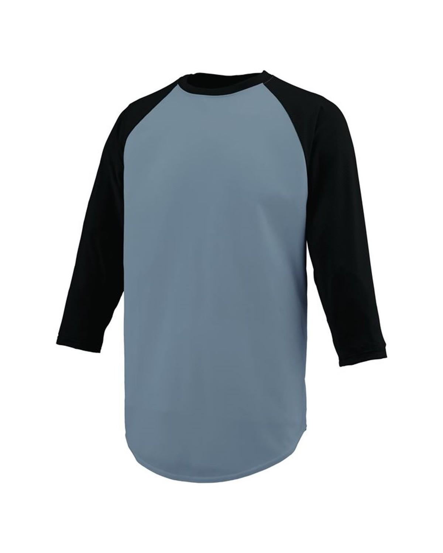 1505 Augusta Sportswear GRAPHITE/ BLACK