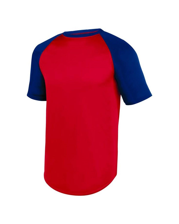 1508 Augusta Sportswear RED/ NAVY