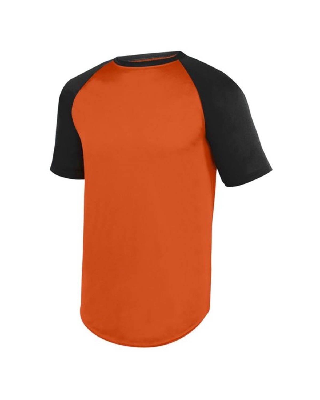 1508 Augusta Sportswear ORANGE/ BLACK
