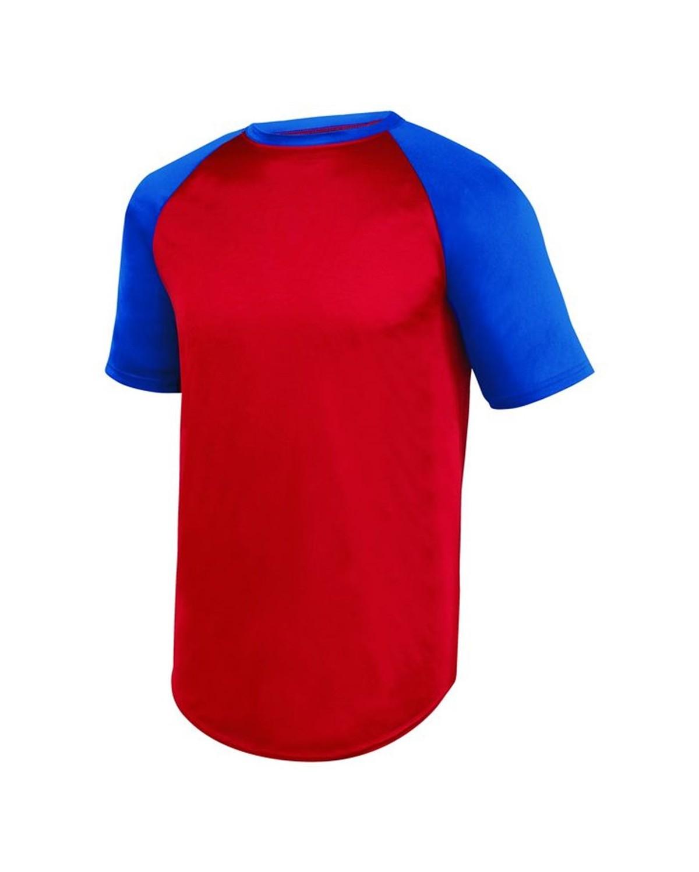 1508 Augusta Sportswear Red/ Royal