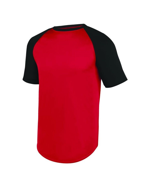 1509 Augusta Sportswear RED/ BLACK