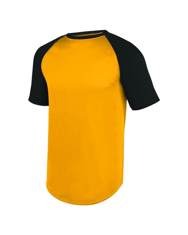 1509 Augusta Sportswear GOLD/ BLACK