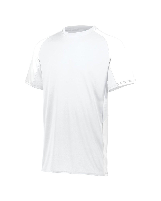 1517 Augusta Sportswear WHITE/ WHITE