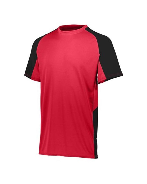 1517 Augusta Sportswear RED/ BLACK