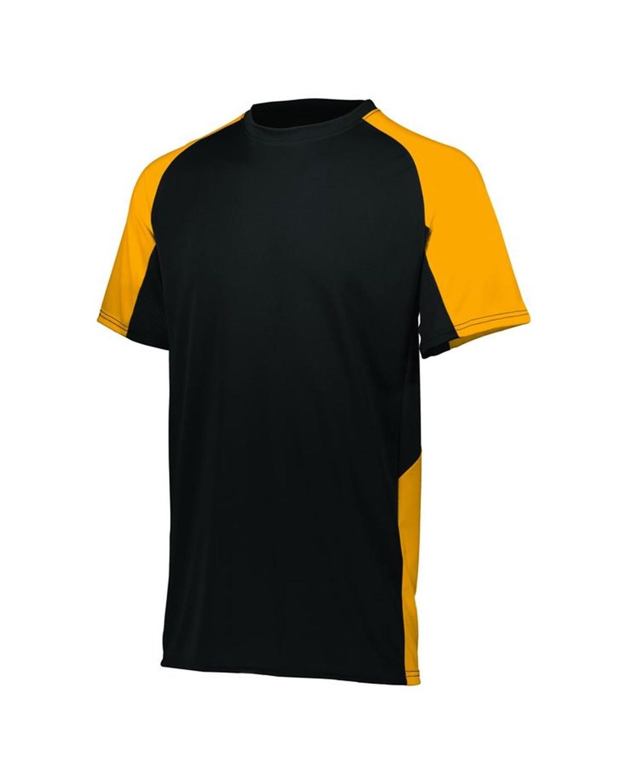 1517 Augusta Sportswear BLACK/ GOLD