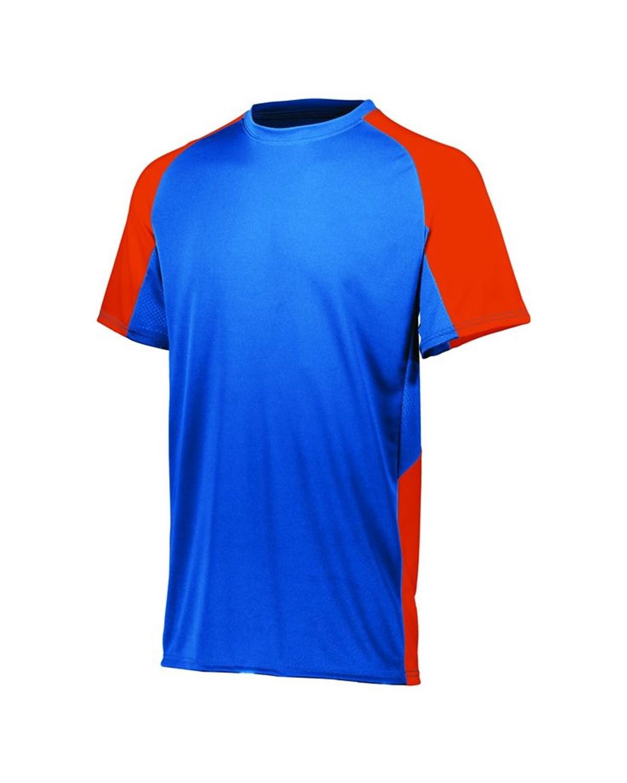 1517 Augusta Sportswear Royal/ Orange
