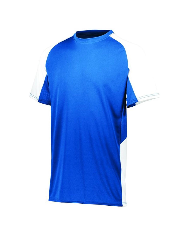 1517 Augusta Sportswear ROYAL/ WHITE