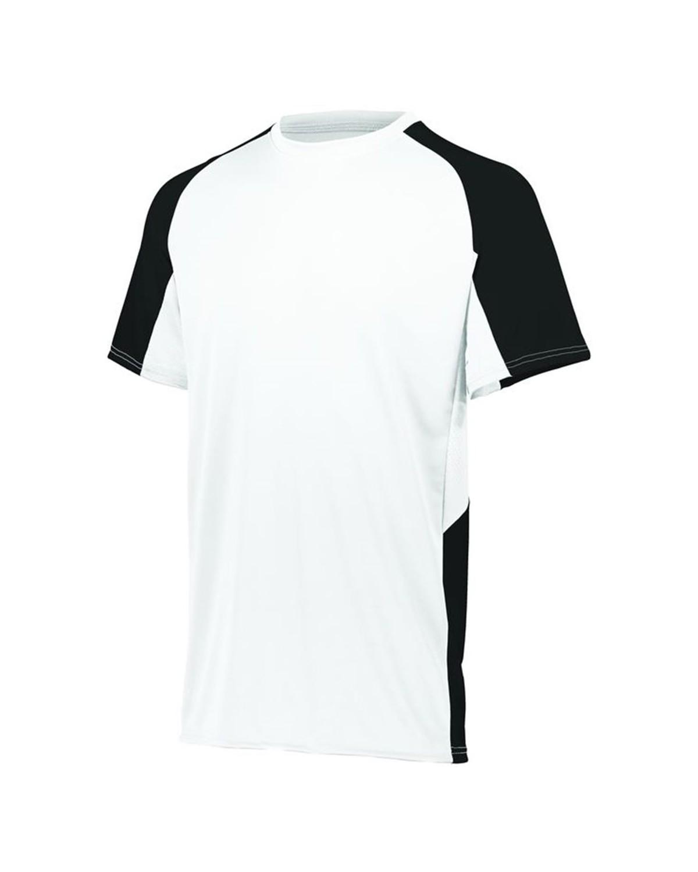 1517 Augusta Sportswear WHITE/ BLACK