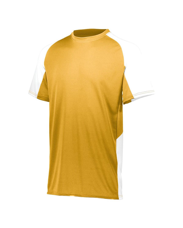 1517 Augusta Sportswear Athletic Gold/ White