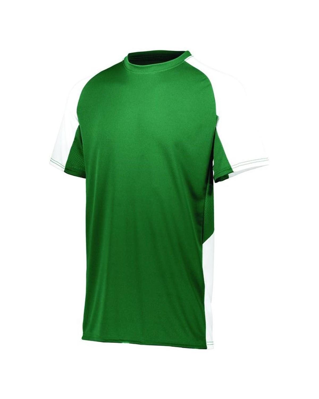 1517 Augusta Sportswear Dark Green/ White