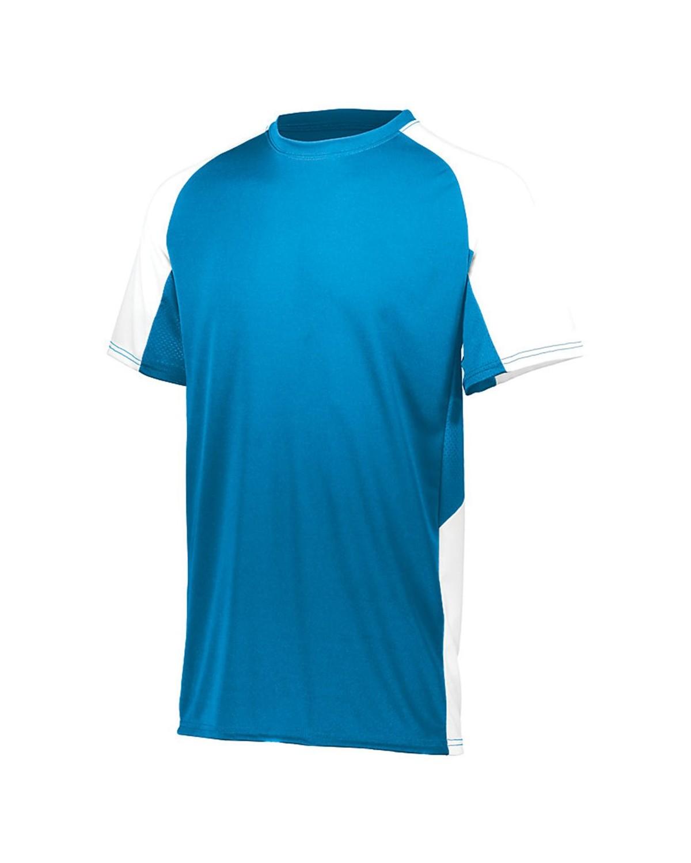 1517 Augusta Sportswear Power Blue/ White